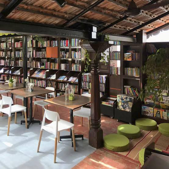 Buzzing Bubs, LBB and Bangalore Mirror all want you to be there at Bookosmia's joint launch event of the Champaka Bookstore