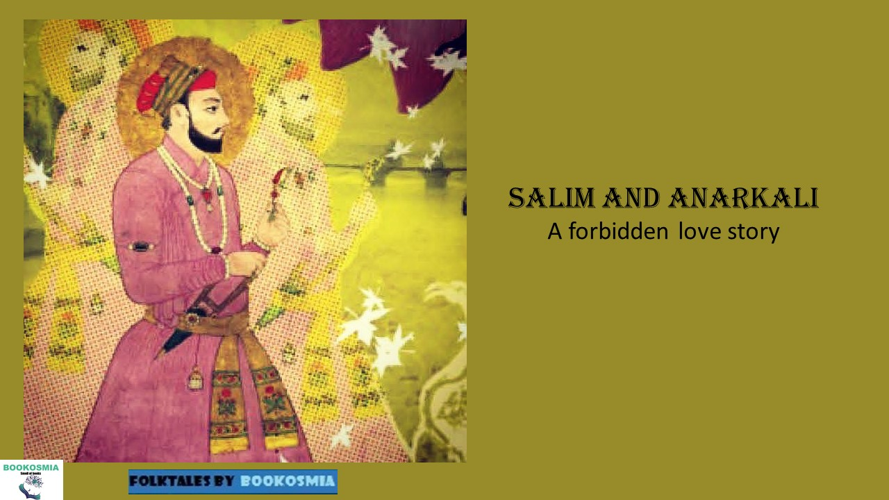 Salim and Anarkali- A forbidden love story eBook