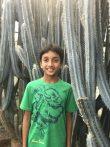 Ishaan Poddar, 12, Kolkata