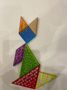 Sara's Activites Tangram STEM for kids