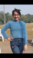 Kasvi, 13, Rohini