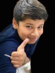 Mithil Gada,13, Baroda