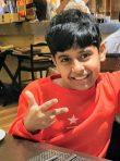 Saurish Chawla, 9, Gurgaon
