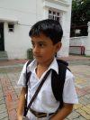 Agneesh Raj Banerjee, 8, Kolkata