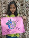 Manyyata Chatterjee,7, Mumbai