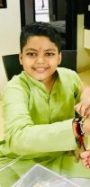 Shreyan Agrawal, 10, Surat
