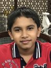Arhaan Swaika, 11, Kolkata