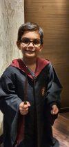 Arham Patni, 6, Kolkata