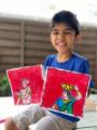 Kiyan Mahajan, 5, Dallas