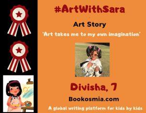 Art with Sara Divisha Kolkata Bookosmia