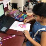 Art with Sara Aashesha Bookosmia