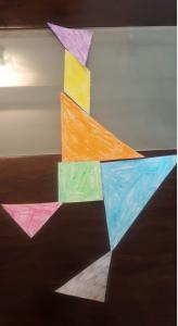 Tangram Activities with Sara Bookosmia