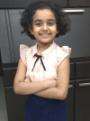 Shivpriya Bhargava, 8, Gurgaon