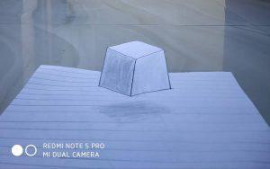 3d drawings Art with Sara Bookosmia