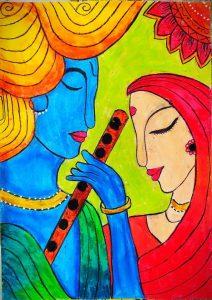 Art with Sara young Artist Ishita Chennai Bookosmia