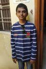 V. JaiSankaranand,13, Chennai