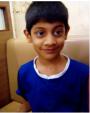 Vetrivel K, 9, Chennai