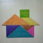 Tangram Activities for kids with Sara