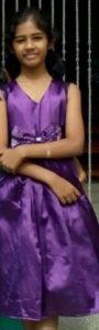 R.S.Ananya, 11, Chennai