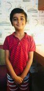 Vedant Garg, 8, Noida