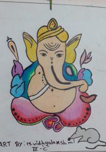 Art for kids with Sara ganesh Bookosmia