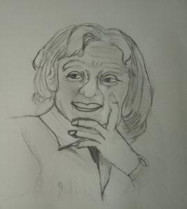 Art with Sara Abdul Kalaam Bookosmia