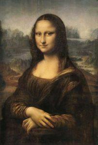 Art with Sara Mona Lisa kids favourite Bookosmia