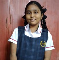 Deekshita Sureshkumar,10, Chennai