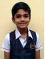 Rishan Rajesh, 9, Chennai