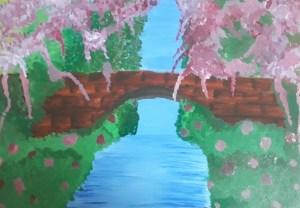 Art by kids with Sara Bookosmia