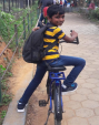 Vithesh S, 11, Chennai