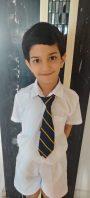 Armaan K Shah, 7, Kolkata,