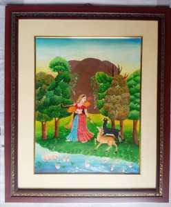 Art by kids for kids with Sara Bookosmia