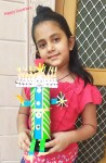 Happy Dusshera from Bhilwara Festival with Sara Bookosmia