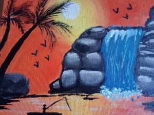 Art with Sara for kids by kids Bookosmia