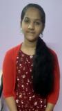 Pooja S, 13, Chennai
