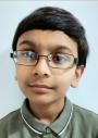 Srijon Chakrabarti, 9, UK