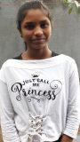 Gayathri E, 13, Chennai