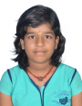 M. Kaaruniya, 11, Chennai