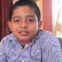 P. Malolan, 10, Puducherry