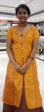 Rakshana Thrinetra, 14, Chennai