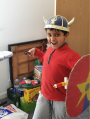 Rijoy Goswami, 9, UK