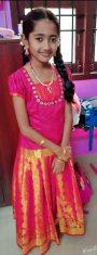 G.Vaishnavi, 11, Chennai