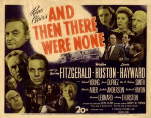 And then there were none Movie Review by Kids Bookosmia