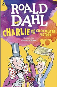 Charlie and the Chocolate Factory Roald Dahl Book Review by kids Bookosmia