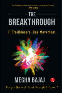 Book Review by kids The Breakthrough Meghna Bajaj Bookosmia