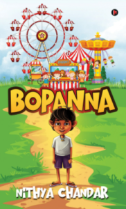 Bopanna Book Review with Sara by kids Bookosmia