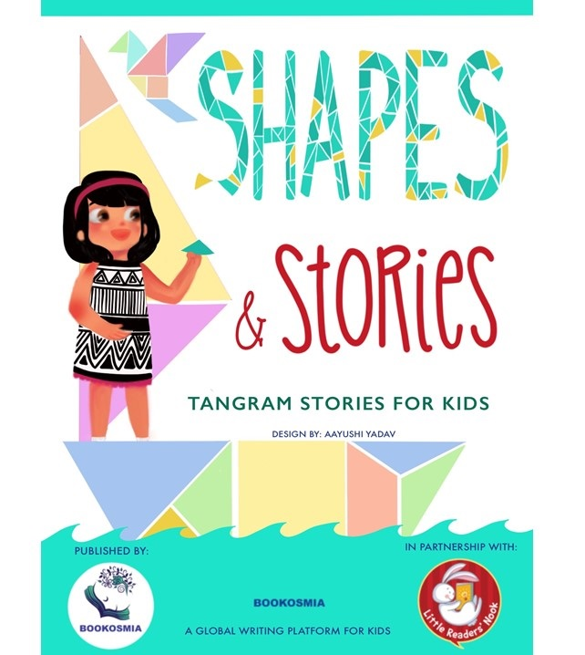'Shapes & Stories' Activity Book (Upto 8 years)