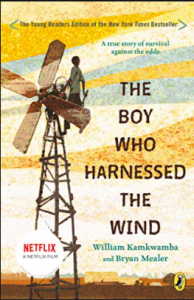 The boy who harnessed the wind book review by kids Bookosmia