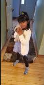 Kiara , 5, Queensbury, New York